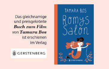 Buch Romys Salon