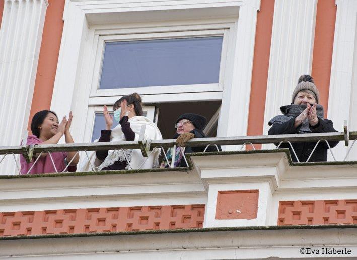 Singen am Fenster