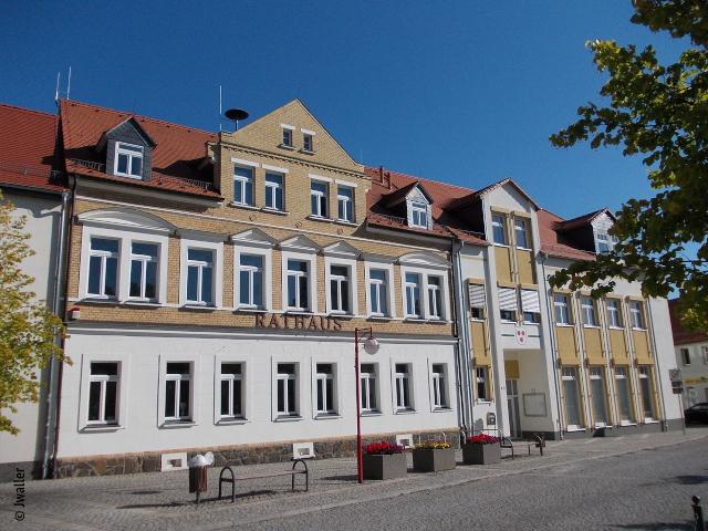 Rathaus Brandis