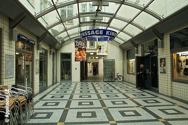 Passage Kinos Leipzig