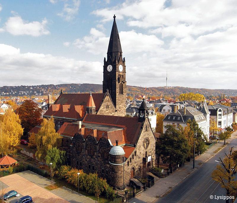 Versöhnungskirche Dresden