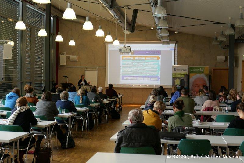Vortrag zu Netzwerkentwicklung und -gestaltung